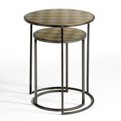 Édric nest of 2 tables Am.Pm. | La Redoute