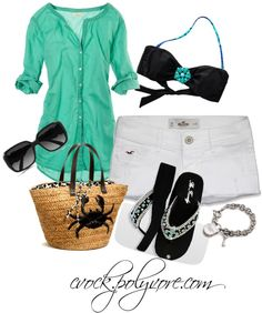 """""""turquoise love"""" by cvock on Polyvore"""