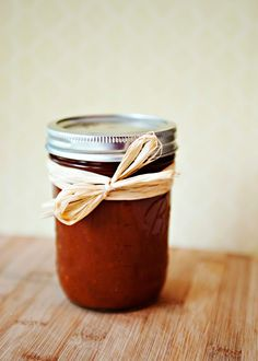 Barbecue Sauce - for the Condiment Calendar