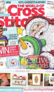Learn how to cross stitch with free charts, and patterns - tips, techniques and advice from The World of Cross Stitching magazine, Cross Stitch Crazy, Cross Stitch Gold and Cross Stitch Card Shop. Cross Stitch Tree, Cross Stitch Books, Cross Stitch Cards, Cross Stitching, Cross Stitch Embroidery, Cross Stitch Designs, Cross Stitch Patterns, Magazine Cross, Cross Stitch Magazines
