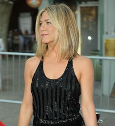 I don't care what anyone says, Jenn Aniston is absolutely beautiful. Best hair ever. Agreed.