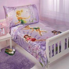 tinkerbell bedroom sets and toddler bedding sets on pinterest