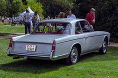 1958 Alfa Romeo 2000 Vignale