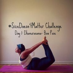 #SizeDoesntMatter Challenge Shows That Plus Size Women Can Do Yoga Too - PLUS Model Mag