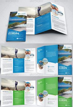 Kerala Tourism Brochure Design   Really Beautiful Brochure