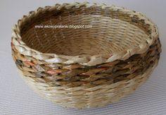 EkoWyplatanki: Koszyczek prezent