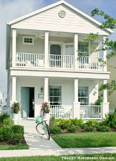 Rosamaria G Frangini … Architecture Beach Cottages | Sarasota Beach, White* Cottage Home