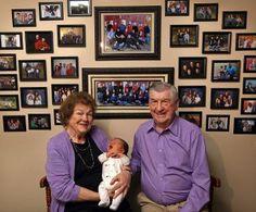 Illinois couple welcomes their 100th grandchild - Cincinnati Bell