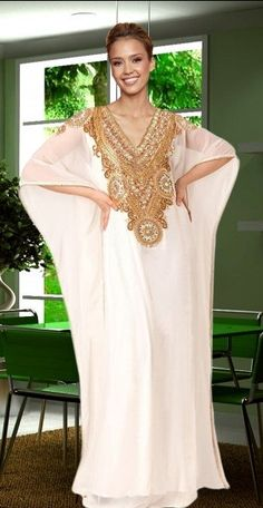 Dubai very fancy kaftans / abaya jalabiya Ladies by ZUBEDABOUTIQUE, $145.00