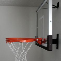 Basketball bedroom if i could ever afford this when i - Indoor basketball hoop for bedroom ...