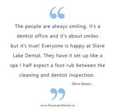Oh David Gaskell, you definitely had us laughing with this testimonial! While we won't be offering foot rubs anytime soon, we are so happy to hear that you feel like you're at a spa!