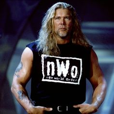 WWE Hall of Famer Kevin Nash is one of the most dominant WWE Superstars to set foot in the squared circle. Manchester United Fans, Manchester City, Cristiano Ronaldo Manchester United, Paul Pogba Manchester United, David Beckham Manchester United, Manchester United Old Trafford, Kevin Nash, College Football, Sports Football