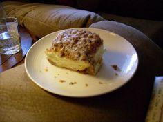 This is a crumb bun. Tasty!