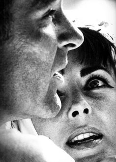 Richard Burton & Elizabeth Taylor