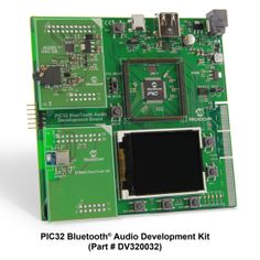 PIC32 Bluetooth Audio Development Kit