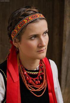 ukrainian style. Loving the headband
