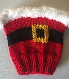 Free Knitting Pattern for Kringle Cuffs