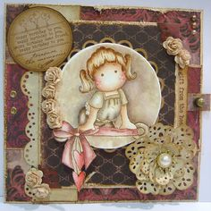 Leaning Tilda, You are special Collection, Magnolia stamps