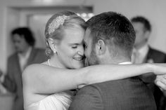 Leanne & Stuarts first dance in Appledore © Andy Casey Photography 2012