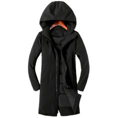 86.92$  Watch now - http://alitpp.worldwells.pw/go.php?t=32775413324 - 2016 winter men's Leisure fashion Hooded High quality thicking Cotton quilted jacket Men's trench coat Winter jackets Parkas 86.92$