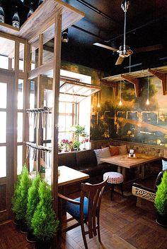 KOBE – japanese restaurant by Denis Belenko