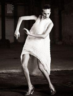 """""""Haute Culture"""" by Stian Foss for L'Officiel Paris April 2014"""