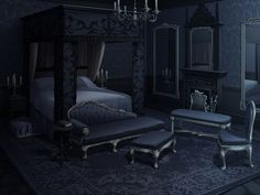 dark bed anime bedroom background backgrounds scenery apartment episode takuto messiah night living vampire rooms window animation dnd izaya myanimelist
