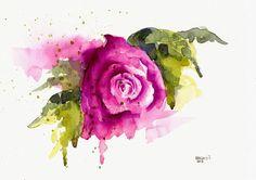 акварельные фоны цветы - Поиск в Google