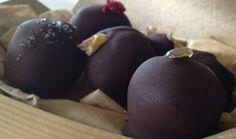 Chocoholics for a Cause. Le Marais Chocolat, handmade, organic Fair Trade chocolate truffles. #cacao #cocoa http://www.organicspamagazine.com/2012/08/2-products-for-a-greater-good/# @Le Marais Chocolat