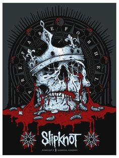 Slipknot - Keepsake Design - 2015 ----