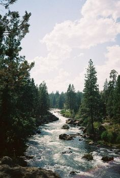 Deschutes River Bend, Oregon