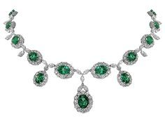 Gregg Ruth on Pinterest | Yellow Diamonds, Emerald Necklace and ...