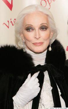 carmen dell'orefice   Carmen Dell'Orefice toujours au top à 83 ans!