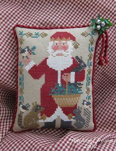 1990 Prairie Schooler Santa
