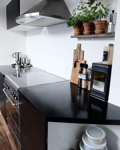 Køkken | Indretning af køkkener med skråvægge | Boligmagasinet.dk