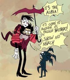 Webber's a harmless gentle bab how dare!!!