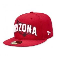 Arizona Cardinals Sideline Draft Day 59FIFTY Fitted Hat.  Arizona Cardinals NFL Draft Party is April 26 at University of Phoenix Stadium.  Join us and see who will be wearing the hat when their name gets called.