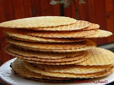Sarokkonyha: Sajtos tallér Waffles, Pancakes, Bakery, Food And Drink, Snacks, Breakfast, Morning Coffee, Appetizers, Waffle