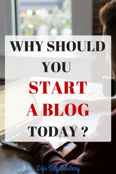 Building a blog is essential for building your brand. Click here to find out how!