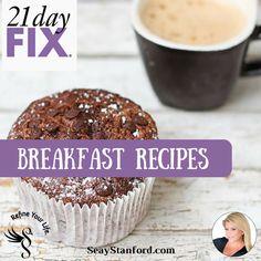 21 Day Fix Breakfast Recipes