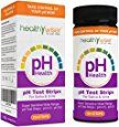 Amazon.com: pH Test Strips 150ct + BONUS Alkaline Food chart PDF + 21 Alkaline Diet Recipes eBook For pH Balance, Quick and Accurate Results in 15 seconds, Check Your Acidic & Alkaline Level Using Saliva & Urine: Health & Personal Care