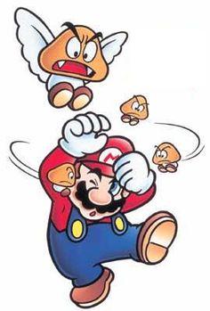 Goomba attack! --- #Mario