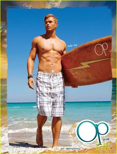 Well hello there, Kellan Lutz