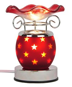 Look at this Red Stars Tabletop Aroma Lamp on #zulily today!