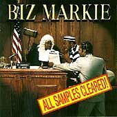 ALL SAMPLES CLEARED [CD] BIZ MARKIE (1993 WARNER) BUY IT NOW, FREE SHIPPING #EastCoast
