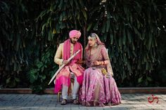 Best Of Punjabi Groom Outfits That You Must Bookmark For Your Wedding Groom Wear, Groom Outfit, Groom Attire, Sikh Wedding, Punjabi Wedding, Wedding Attire, Groom Trends, Blue Sherwani, Next Trends
