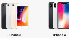 Nunutz iPhone 8 and X Iphone Comparison, Iphone 8, Change, Technology, Tech, Tecnologia