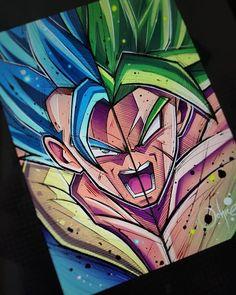 More Dragon Ball in your life 😍🔥 - Fulvia Marquess Dragon Ball Gt, Goku Drawing, Ball Drawing, Broly Ssj4, Arte Do Kawaii, Bleach Art, Anime Sketch, Art Drawings, Anime Art