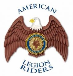 American Legion Riders  Standing for those who Stood for us.