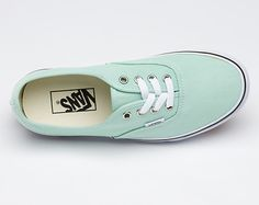 mint vans <3 how many times can I repin this I want them so bad!!!